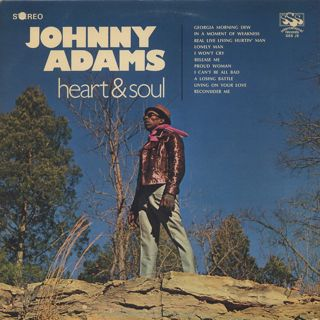 Johnny Adams / Heart And Soul