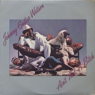 Johnny Guitar Watson / Ain't That A Bitch