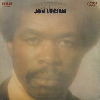 Jon Lucien / I Am Now