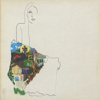 Joni Mitchell / Ladies Of The Canyon front