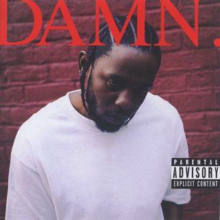 Kendrick Lamar / DAMN. back