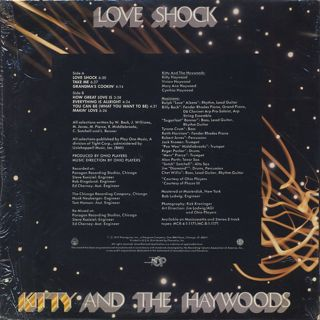 Kitty And The Haywoods / Love Shock back