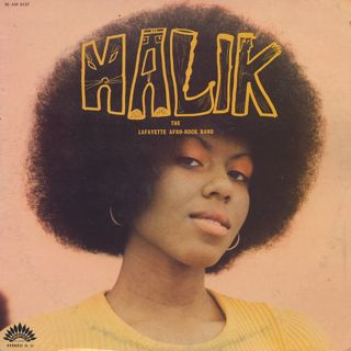 Lafayette Afro Rock Band / Malik