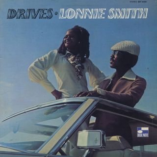 Lonnie Smith / Drives front