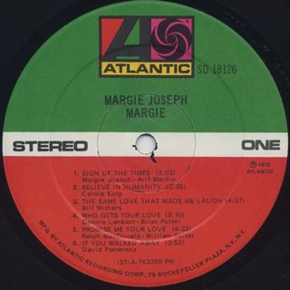Margie Joseph / Margie label