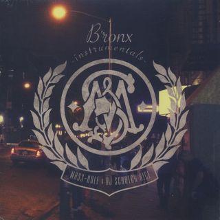 Mass-Hole & Scratch Nice / Bronx Instrumentals
