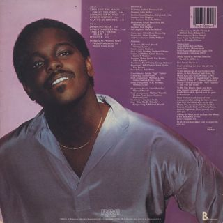 Michael Wycoff / Love Conquers All back