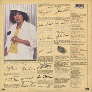 Minnie Riperton / Love Live Forever back