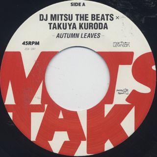 Mitsu The Beats x Takuya Kuroda / Autumn Leaves label