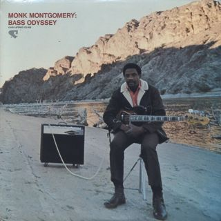 Monk Montgomery / Bass Odyssey front