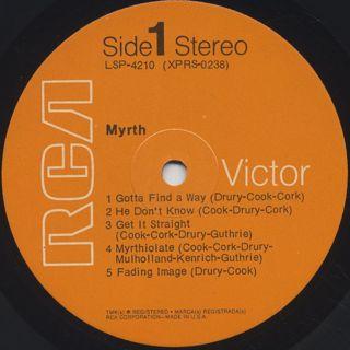 Myrth / S.T. label