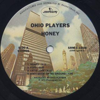 Ohio Players / Honey label