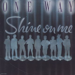 One Way / Shine On Me front