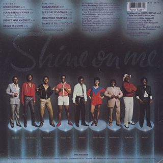 One Way / Shine On Me back