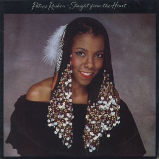 Patrice Rushen / Straight From The Heart front