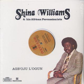 Shina Williams & His African Percussionists / Agb'oju L'ogun