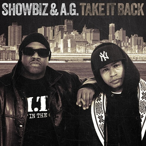 Showbiz & A.G. / Take It Back (CD)
