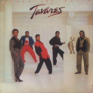 Tavares / Words And Music