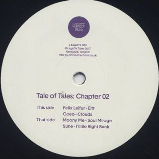 V.A. / Tale Of Tales: Chapter 2 front