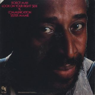 Yusef Lateef with Art Farmer / Autophysiopsychic back