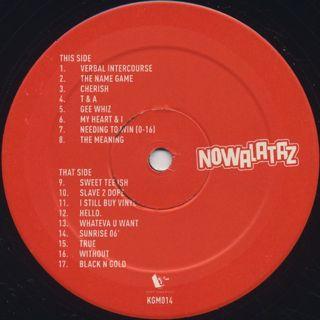 14KT / Nowalataz label