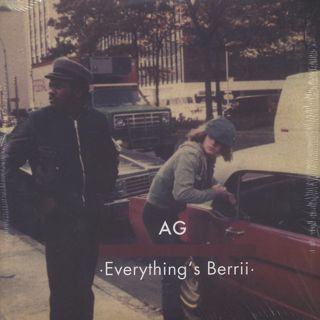 AG / Everything's Berrii front