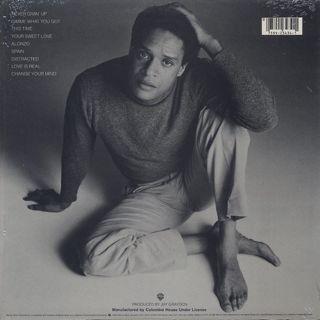 Al Jarreau / This Time back