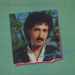 Alexander Zonjic / Romance With You front