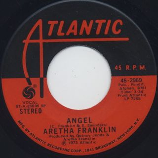 Aretha Franklin / Angel