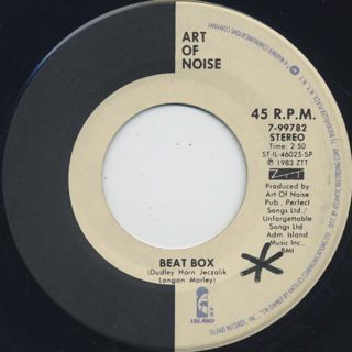Art Of Noise / Beat Box