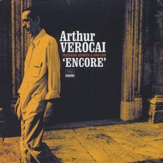 Arthur Verocai Featuring Azymuth & Ivan Lins / Encore (LP)