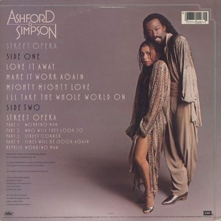 Ashford & Simpson / Street Opera back