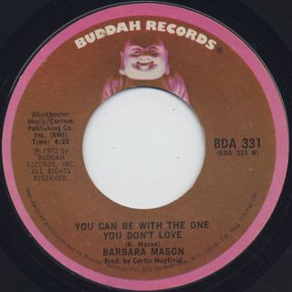 Barbara Mason / Give Me Your Love (45) back