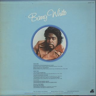 Barry White / I've Got So Much To Give back