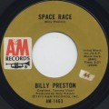 Billy Preston / Space Race c/w We're Gonna Make It