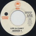 Booker T / Life Is Funky