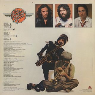 Brecker Brothers / Heavy Metal Be-Bop back