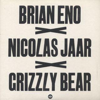 Brian Eno x Nicolas Jaar x Grizzly Bear / Lux