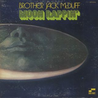 Brother Jack McDuff / Moon Rappin' front