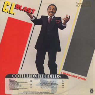 C.L. Blast / I Wanna Get Down