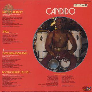 Candido / Dancin' & Prancin' back