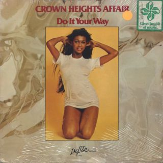 Crown Heights Affair / Do It Your Way