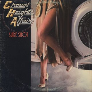 Crown Heights Affair / Sure Shot front