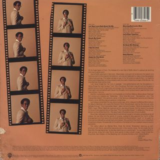 David Ruffin / So Soon We Change back