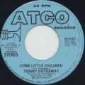 Donny Hathaway / Come Little Children