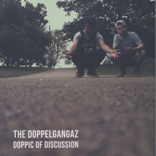 Doppelgangaz / Doppic Of Discussion (LP)
