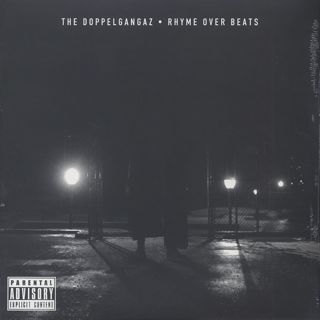 Doppelgangaz / Rhyme Over Beats (2LP) front