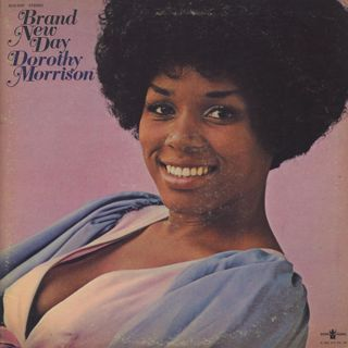 Dorothy Morrison / Brand New Day front