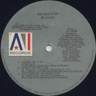 El Coco / Revolucion label