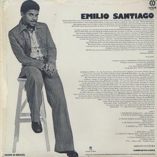 Emilio Santiago / S.T. back